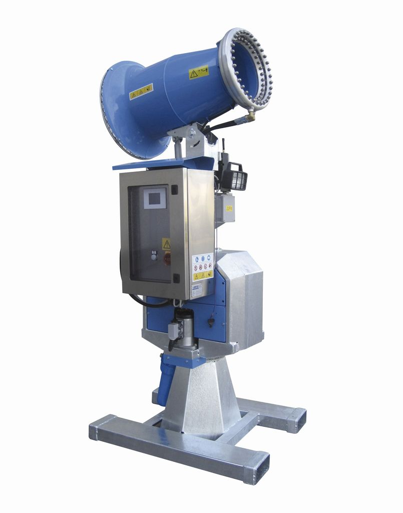 Dust suppression system C30 basic